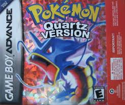 gba pokemon game