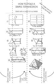maths origami