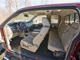 ford f 150 interior