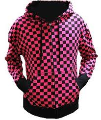 neon pink hoodie