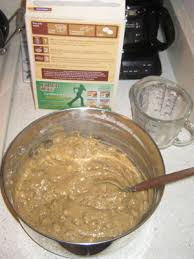 fiber one muffin mix