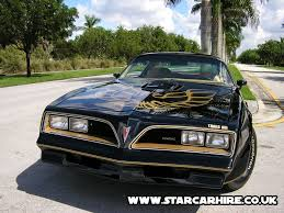 smokey and the bandit transam