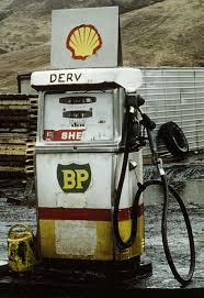 pumps petrol