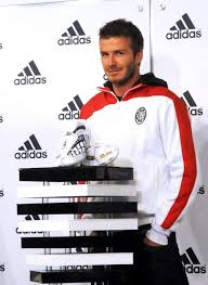 david beckham endorsements