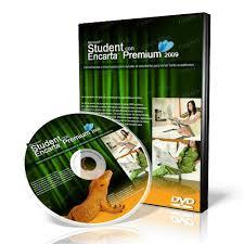 encarta 2009 dvd