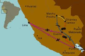 lake titicaca location
