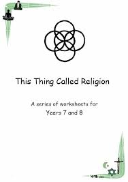 religion worksheets