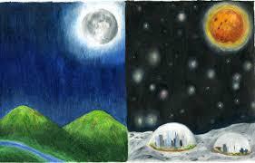 lunar art