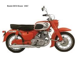 1967 honda dream