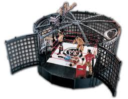 wwe toy hell in a cell