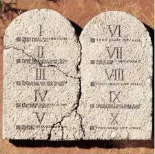 10 commandments pictures