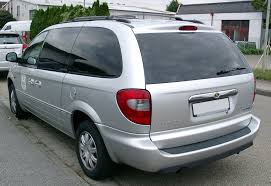grand voyager 2007