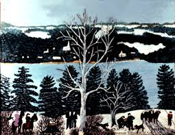 grandma moses painter