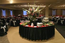 red wedding receptions