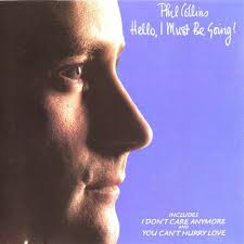 Phil Collins - Hello, I Must Be Going