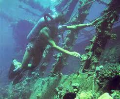 dive wrecks
