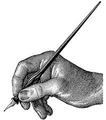 hand writing pens