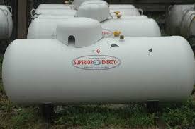 120 gallon propane tank