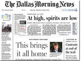 Dallas Morning News Dallas