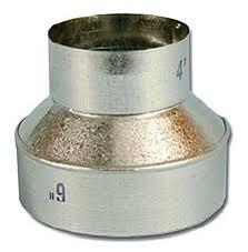 galvanized steel duct