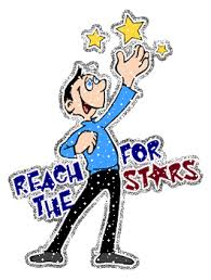 reach for the stars clip art