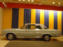 mercedes 250se coupe