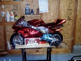 pocket rocket motorbike
