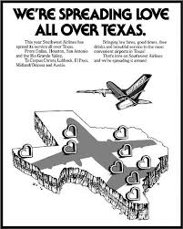 airlines advertisements