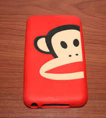 paul frank ipod touch cover