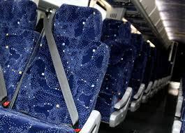 buses seatbelts
