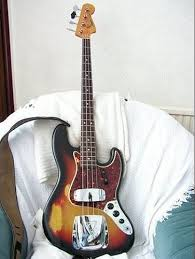 old fender bass