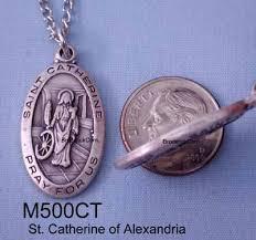 saint medal