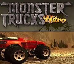 monster truck nitro pc