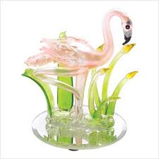 flamingo figurines