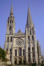 chartres cathedrals
