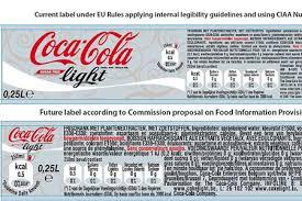 old food labels
