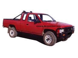 1985 nissan pick up