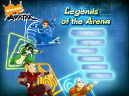 avatar legends of the arena the game