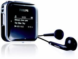 philips 2gb mp3 players