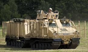 armour vehicles