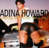 Adina Howard - T-Shirt & Panties
