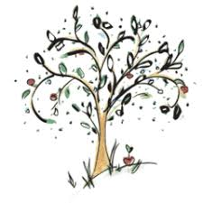 image tree rubber stamps
