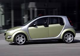 mercedes smart for four