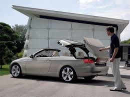 bmw hard top convertible