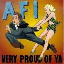 afi very proud of ya