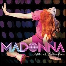 madonna confessions cd