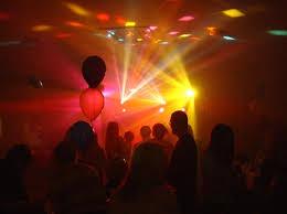 disco lights effects