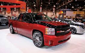 chevy trucks 2008