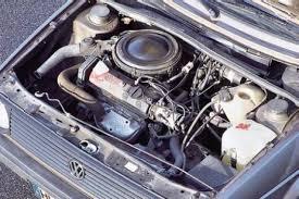 golf 2 motor