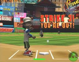 back yard baseball